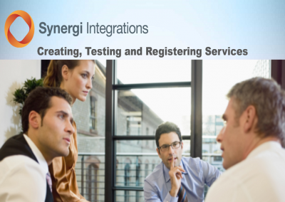 User Service Creation & Testing