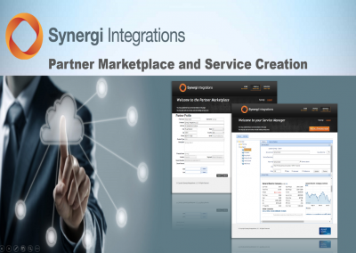 Partner Marketplace and Service Creation