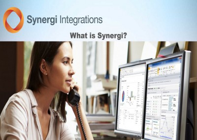 What is Synergi?