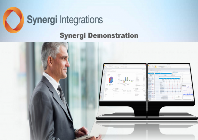 Synergi Demonstration